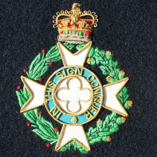 RACHD Wire Blazer Badge E11R