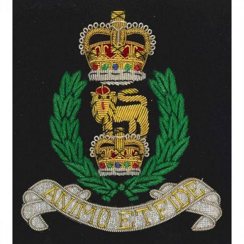 AGC Wire Blazer Badge