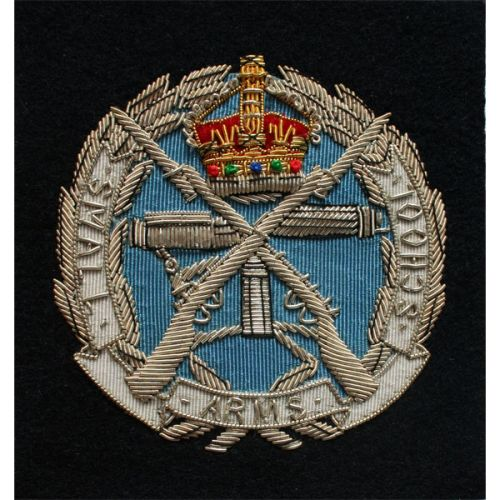 SASC Wire Blazer Badge
