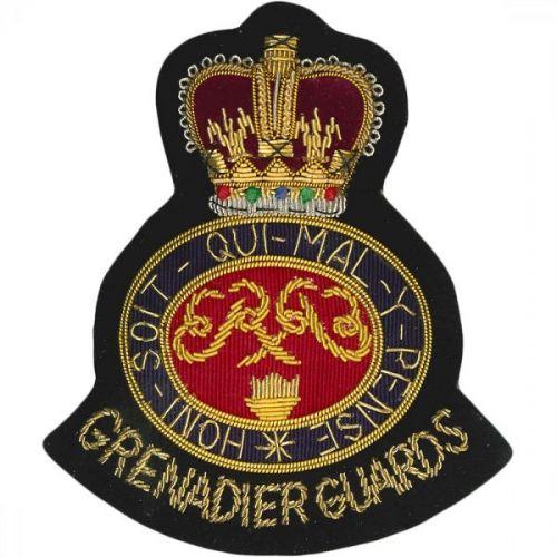 Grenadier Guards E11R Blazer Badge