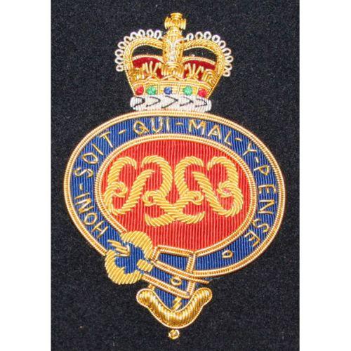 Grenadier Guards Cypher E11R Wire Blazer Badge