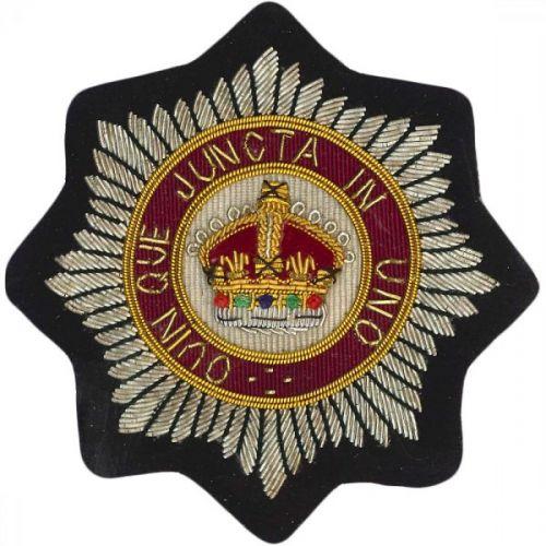 Guards Brigade Wire Blazer Badge