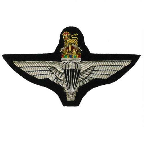 Parachute Regiment GV1R Wire Blazer Badge