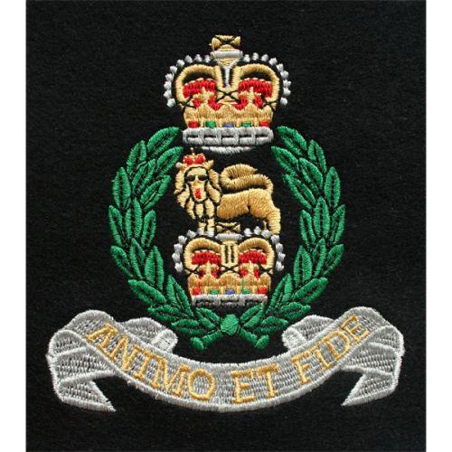 AGC Silk Blazer Badge