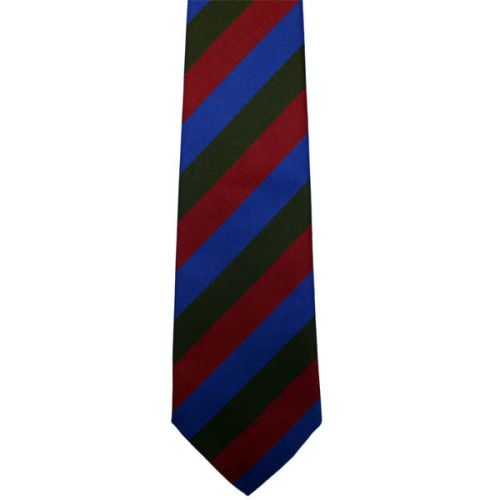 RWF Polyester Tie