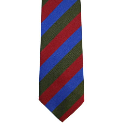 Royal Welsh Polyester Tie
