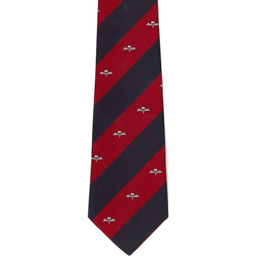 AGC (Para) Crested Tie