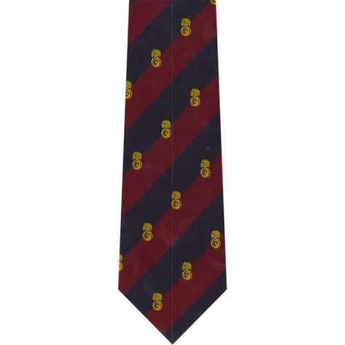 Grenadier Guards Crested Tie