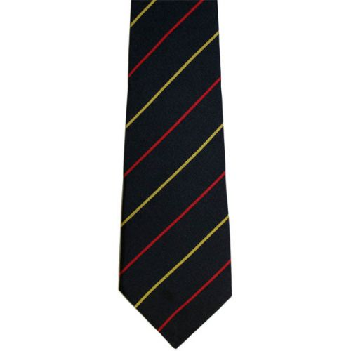 RAMC (Narrow Stripes) Silk Tie