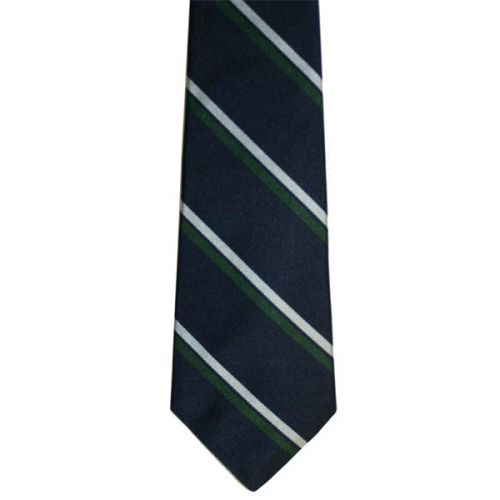 Royal Signals Silk Striped Tie