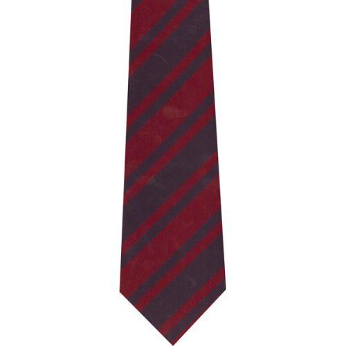 RE Silk Stripe Tie