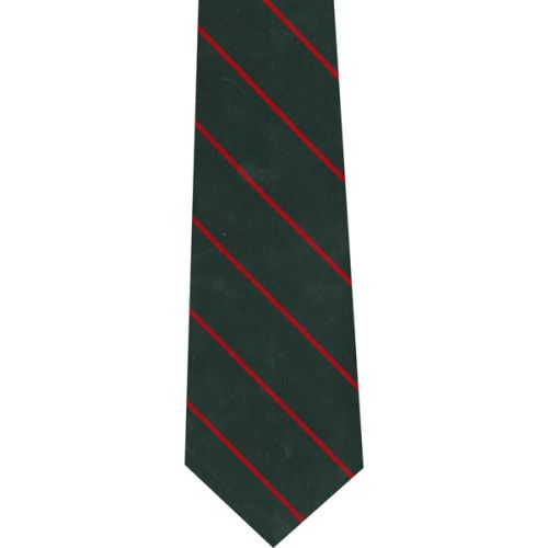 Durham Light Infantry Silk Tie