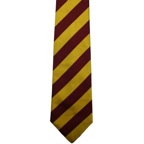 11th Hussars Silk Tie