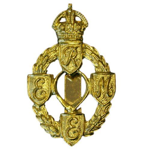 REME Cap Badge, 1942 - 1947