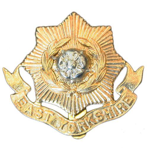 East Yorkshire Regiment Cap Badge