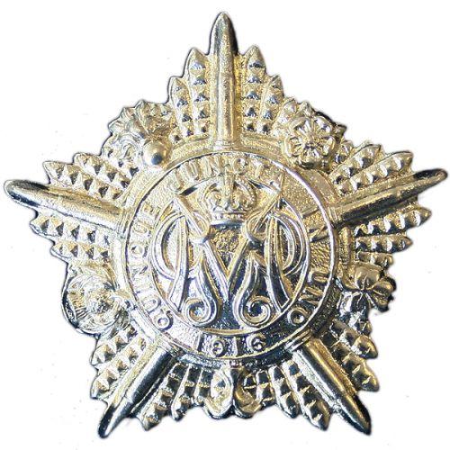Guards Machine Gun Battalion Cap Badge
