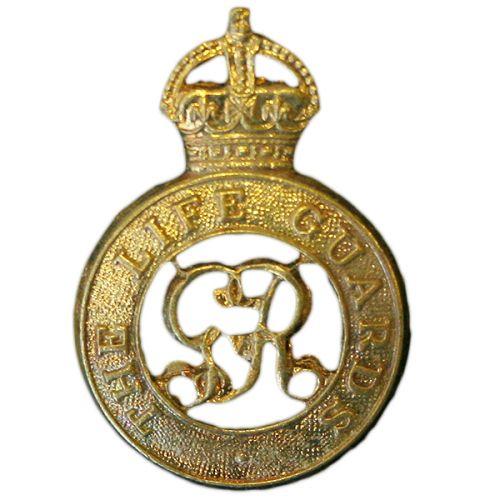 Life Guards Cap Badge, GV1R