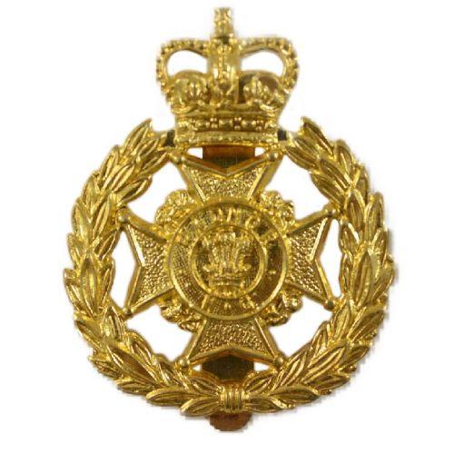 Radnorshire Home Guard Cap Badge