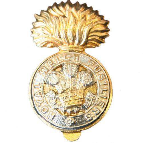Royal Welch Fusiliers Beret Badge