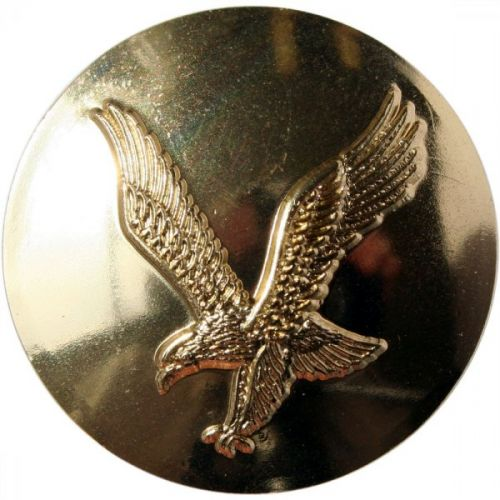 Army Air Corps Button, Anodised (22L)