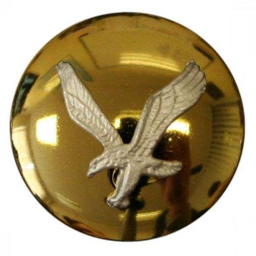 Army Air Corps Button, Mounted (30L)