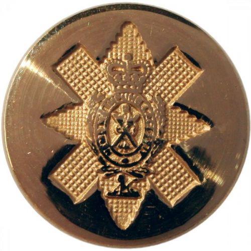 Black Watch Button, Blazer (Small)