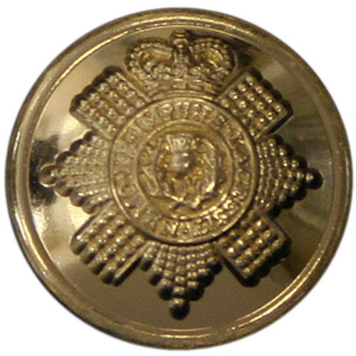 Scots Guards Button, Anodised (30L)