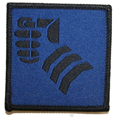 20 Armd Brigade TRF (Fist) Black