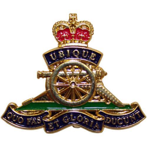 RA Lapel Badge