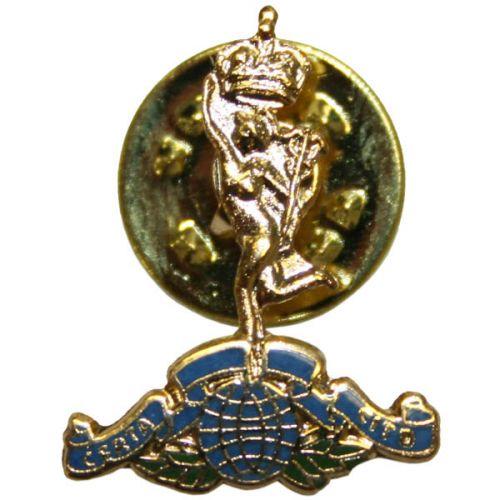 R SIGS Lapel Badge