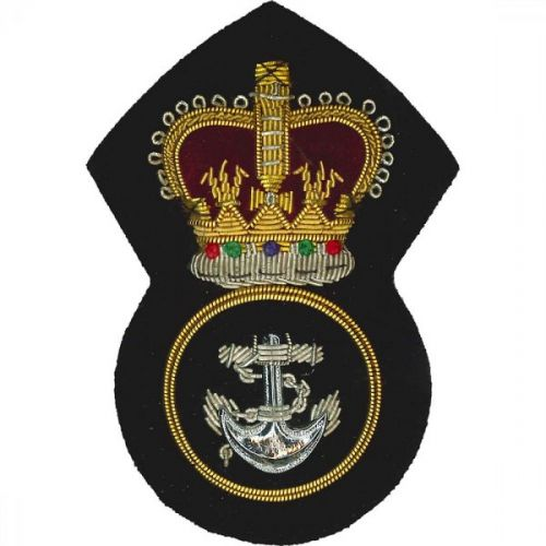 Royal Navy Cap Badge, Petty Officers