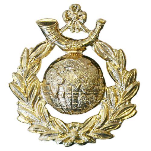 Royal Marines Cap Badge, Light Infantry