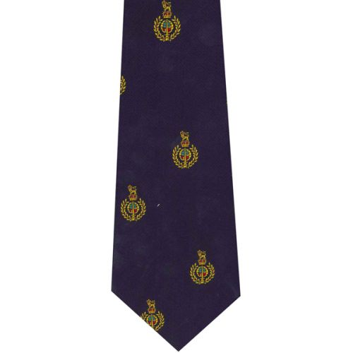 Royal Marine Commando Tie