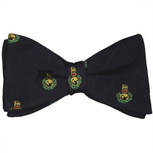 RM Crested Bow Tie (Ready Tied)