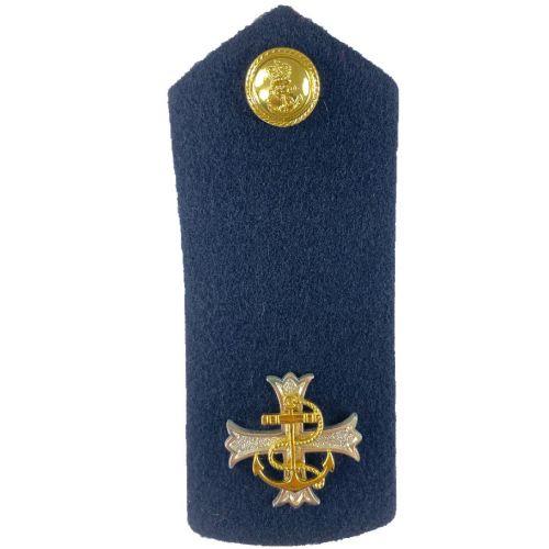 RN Chaplain Shoulder Boards