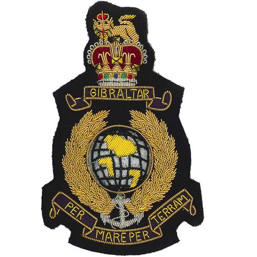 RM Association (Shield) Blazer Badge
