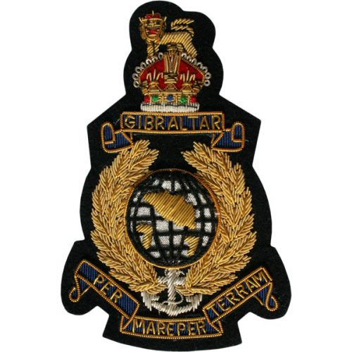 RM Wire Blazer Badge GV1R