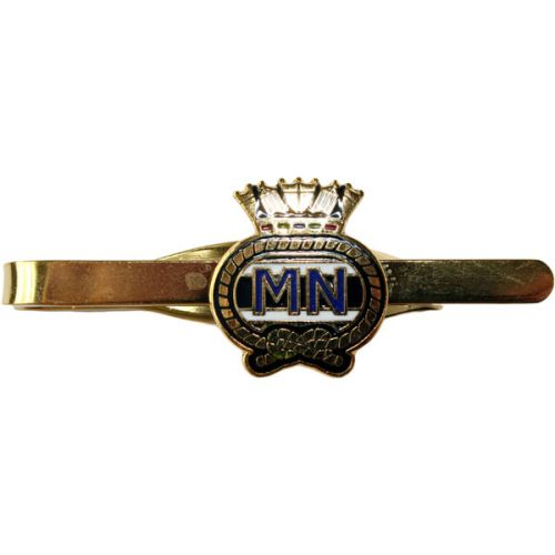 Merchant Navy Tie Bar