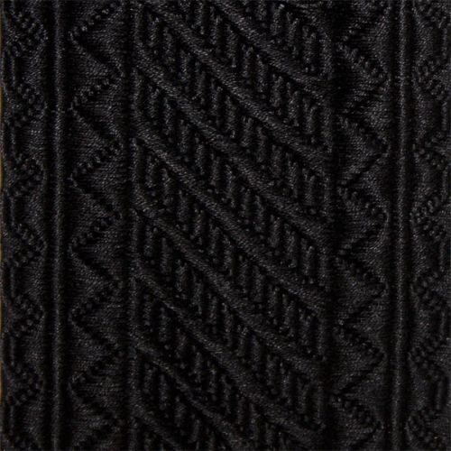 2 inch RTR Black Cotton Lace