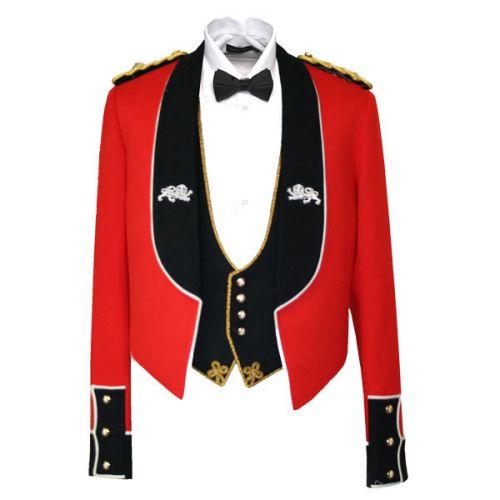 Duke of Lancs Officers Mess Dress - Jacket