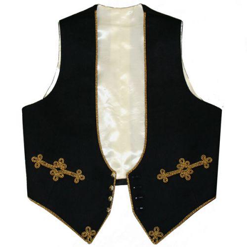 Duke of Lancs Officers Mess Waistcoat