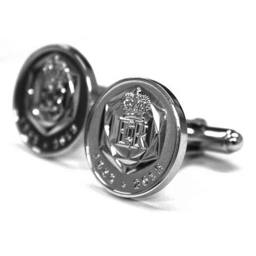 Queen Diamond Jubilee Commemorative Cufflinks