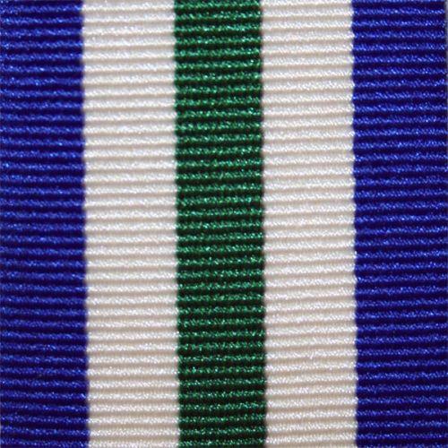 RNR & RNVR Long Service Good Conduct 1959, Medal Ribbon