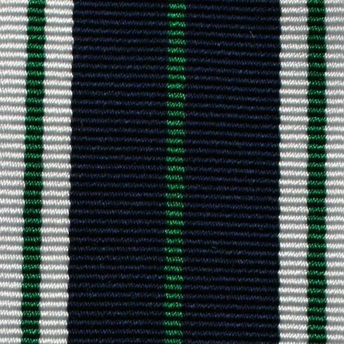 Royal Naval Auxiliary Service, Medal Ribbon