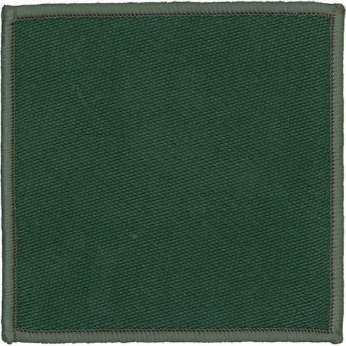 3 PARA Olive Green DZ Patch
