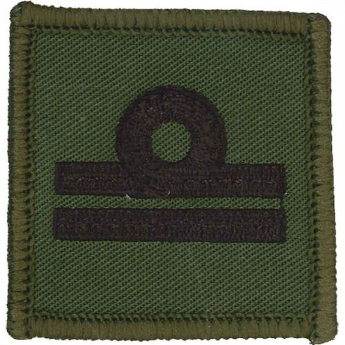 OG Helmet Patch Lt