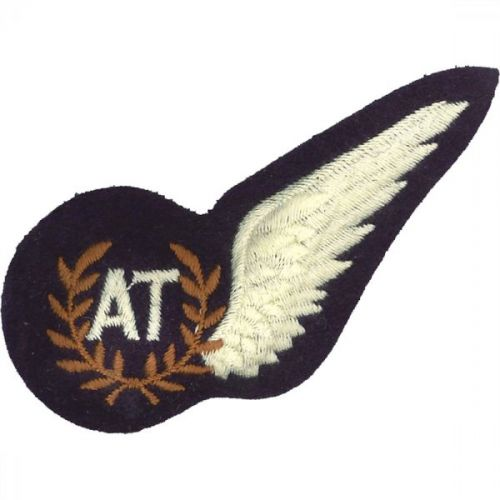 RAF AT Worsted Brevet