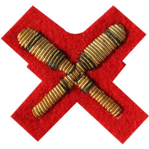 RA Master Gunner Badge