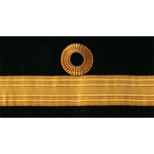 RN Cuff Curls Commodore 2nd Class
