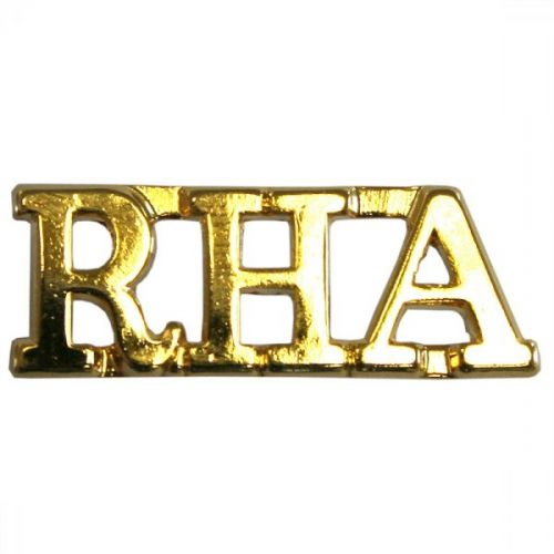 RHA Gilt Titles Small